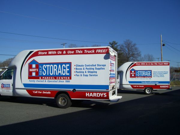 249 E Bel Air Ave Aberdeen, MD 21001 - Moving Truck