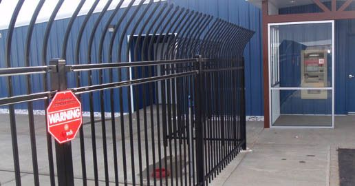 11122 N Newport Hwy Spokane, WA 99218 - Security Gate