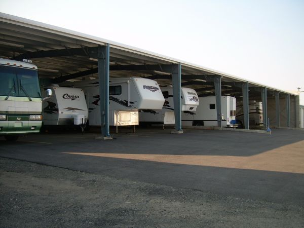 7726 W Sunset Hwy Spokane, WA 99224 - Car/Boat/RV Storage