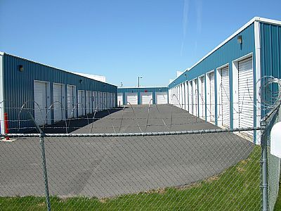 7726 W Sunset Hwy Spokane, WA 99224 - Security Gate|Drive-up Units