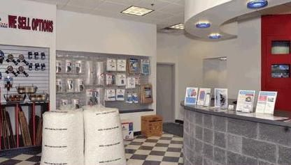 1100 Oakman Blvd Detroit, MI 48238 - Front Office Interior|Moving/Shipping Supplies