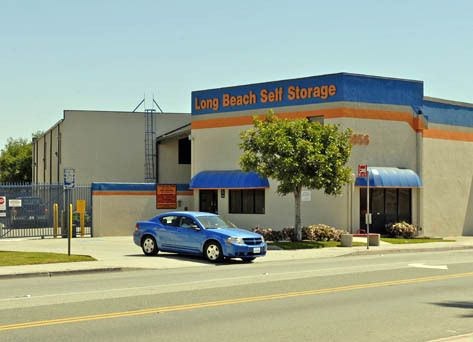 1856 Cherry Ave Long Beach, CA 90806 - Drive-up UnitS