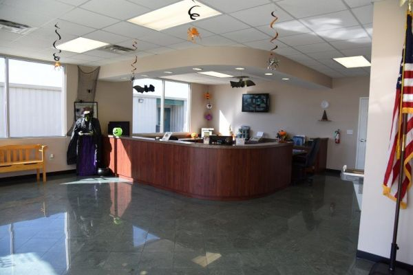 8836 Airway Dr Baton Rouge, LA 70806 - Front Office Interior