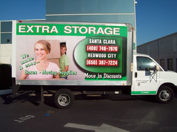 2797 Scott Blvd Santa Clara, CA 95050 - Moving Truck