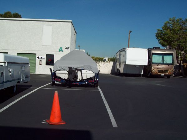 2797 Scott Blvd Santa Clara, CA 95050 - Car/Boat/RV Storage