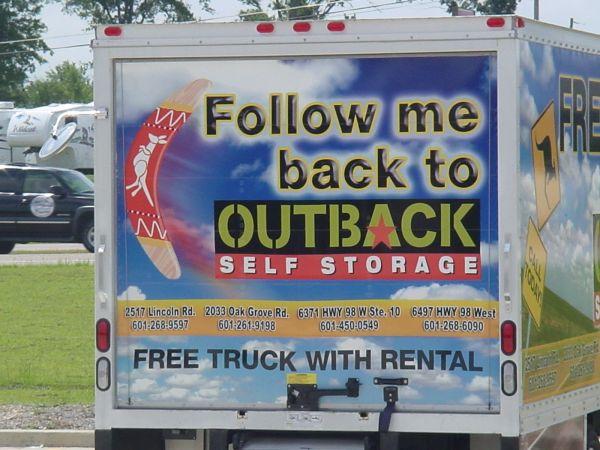 outback storage 98 west cc 6371 u s 98 10 sparefoot outback storage 98 west cc 6371 u s