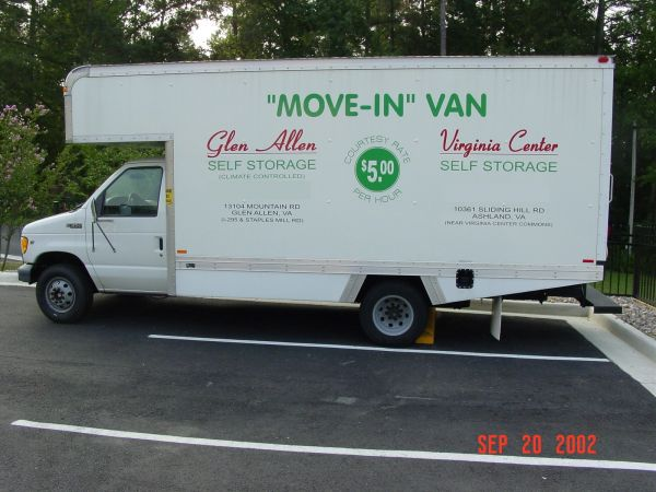 10361 Kings Acres Rd Ashland, VA 23005 - Moving Truck