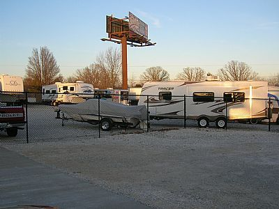 1091 N 40th St Nixa, MO 65714 - Car/Boat/RV Storage