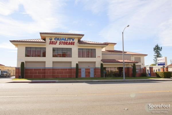 AAA Quality Self Storage - Covina - Photo 13