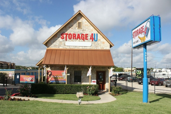 Storage 4U West - 5950 Eckhert Rd, San Antonio TX 78240