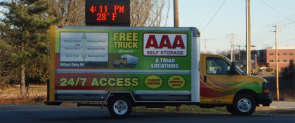 AAA Self Storage #7 - Photo 2
