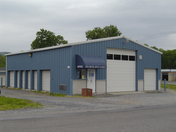 Dillsburg Rent-A-Space - 107 N 2nd St, Dillsburg PA 17019 - Storefront · Drive-up Units