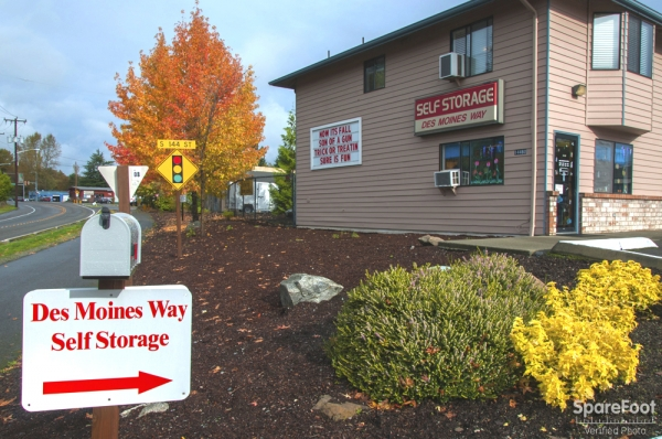 Des Moines Way Self Storage - Photo 1