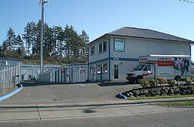 Orchard Express Storage - 5415 S Orchard St, Tacoma WA 98467 - Road Frontage