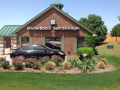 Uncle Bob's Self Storage - Fort Worth - Bryant Irvin Rd - Photo 1