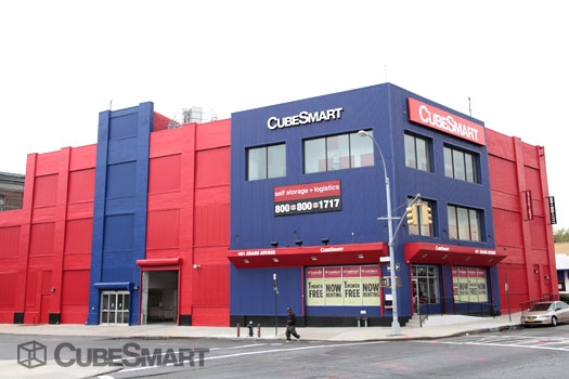 CubeSmart Self Storage - 945 Atlantic Ave, Brooklyn NY 11238