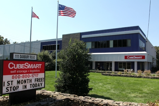 CubeSmart Self Storage - 111 Danbury Rd, Wilton CT 06897