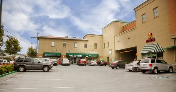 Central Self Storage - Daly City - 307 87th St, Daly City CA 94015 - Storefront