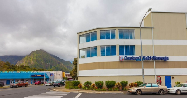 Central Self Storage - Oahu II - 46-004 Kawa St, Kaneohe HI 96744 - Storefront