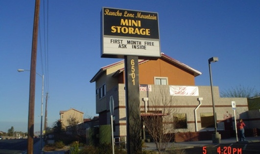 Rancho Lone Mountain Storage - Photo 2