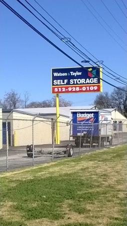 Watson & Taylor Self Storage - Austin - Photo 1