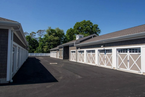 CT Car Storage - 496 River Rd, Shelton CT 06484 - Drive-up Units
