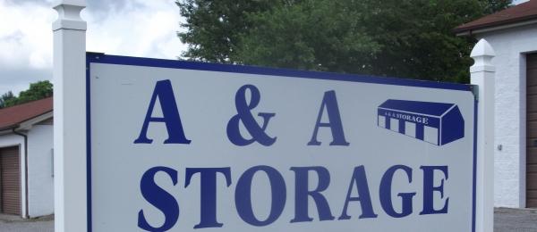 A & A Storage - Photo 1