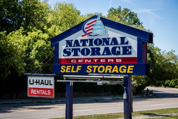 National Storage Centers - Ann Arbor on Plymouth Road - Photo 1