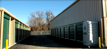 RT 78 Self Storage, LLC - 270 Cedarville Rd, Easton PA 18042 - Drive-up Units