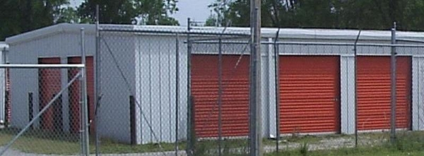 Air Capital Storage - 7520 S Broadway St, Haysville KS 67060 - Security Gate