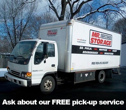 Mr. Storage - South Phila - 2515 S Front St, Philadelphia PA 19148 - Moving Truck