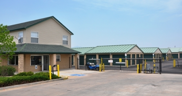 SecurCare Self Storage - Co Springs - E. Vickers Dr. - Photo 1