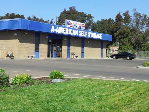 A-American Self Storage - Marks Ave. - Photo 1