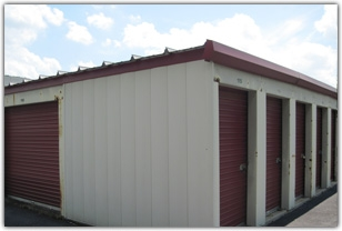 Axis Sinking Springs Self Storage - 702 Henry Circle, Reading PA 19608 - Drive-up Units