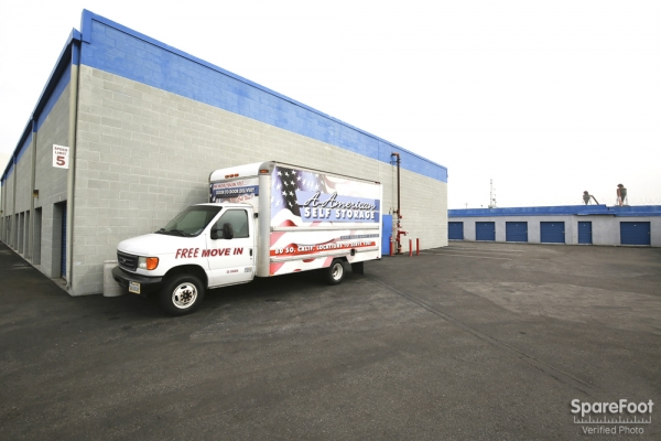 A-American Self Storage - Santa Fe Springs - Photo 2