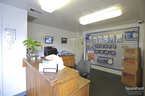 A-American Self Storage - Santa Fe Springs - Photo 15