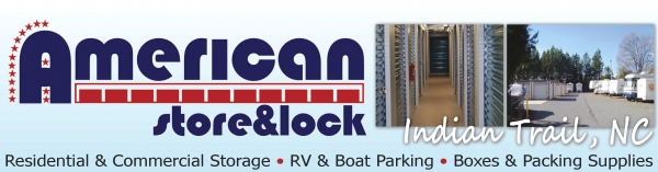 American Store & Lock #1 - 13304 E Independence Blvd, Indian Trail NC 28079 - Self Storage Association Logo
