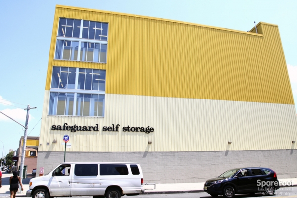 Safeguard Self Storage - Crown Heights - 1206 E New York Ave, Brooklyn NY 11212