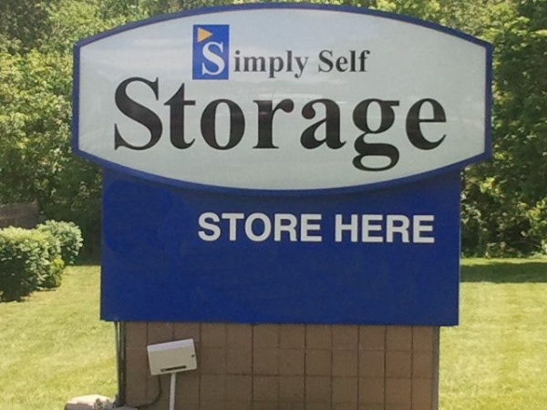 Simply Self Storage - State Avenue / KCK - 5500 State Ave, Kansas City KS 66102 - Signage