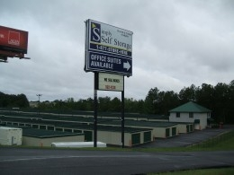 Simply Self Storage - Whitesville Road/Columbus - Photo 1