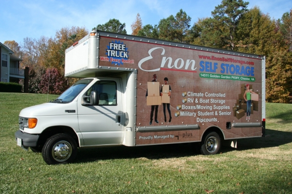 Enon Self Storage - Photo 5