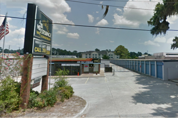 Ark Self Storage - Savannah - 5514 White Bluff Rd, Savannah GA 31405 - Road Frontage