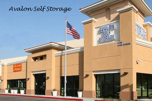 StorQuest Self Storage - 17106 Avalon Blvd, Carson CA 90746 - Road Frontage