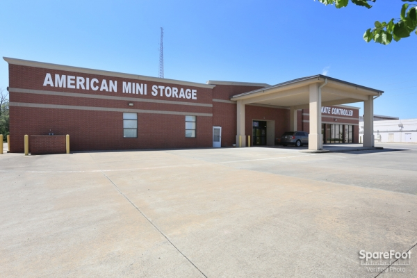 American Mini Storage - Missouri City - Photo 1