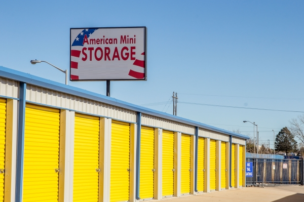 American Mini Storage - Colorado Springs - 3150 Boychuk Ave, Colorado Springs CO 80910 - Drive-up Units