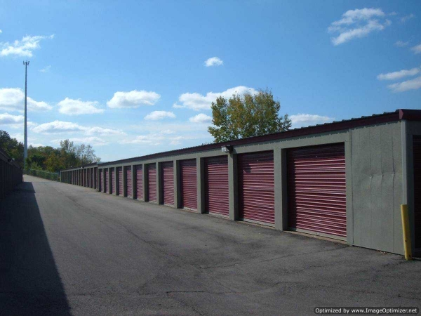 Simply Self Storage - Huber Heights - 7888 Wildcat Rd, Huber Heights OH 45424 - Drive-up Units