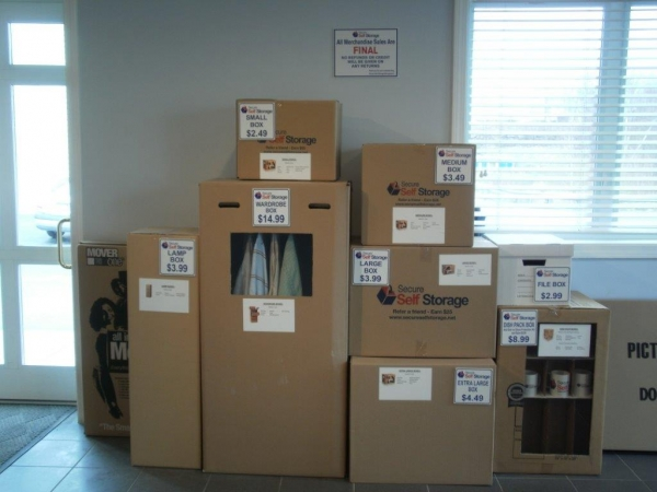 Secure Self Storage - Milford - Photo 3