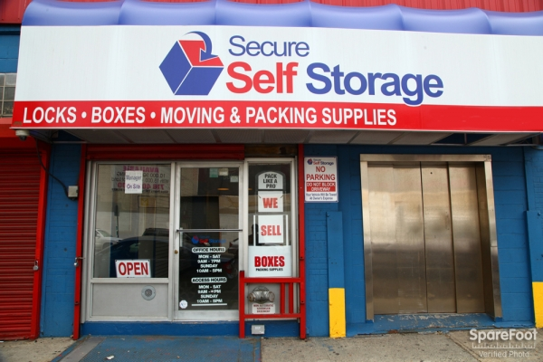 Secure Self Storage - Third Avenue - 4268 3rd Ave, Bronx NY 10457