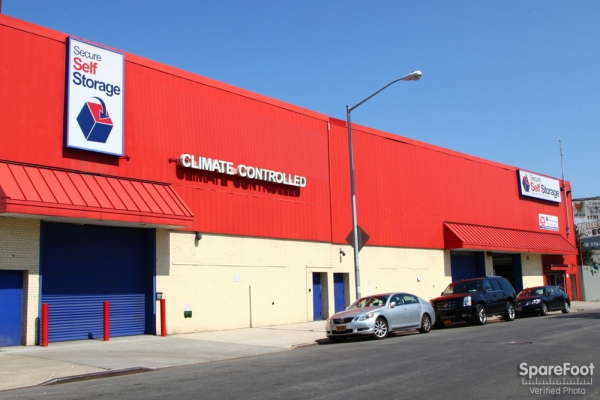 Secure Self Storage - West Farms - 1725 W Farms Rd, Bronx NY 10460