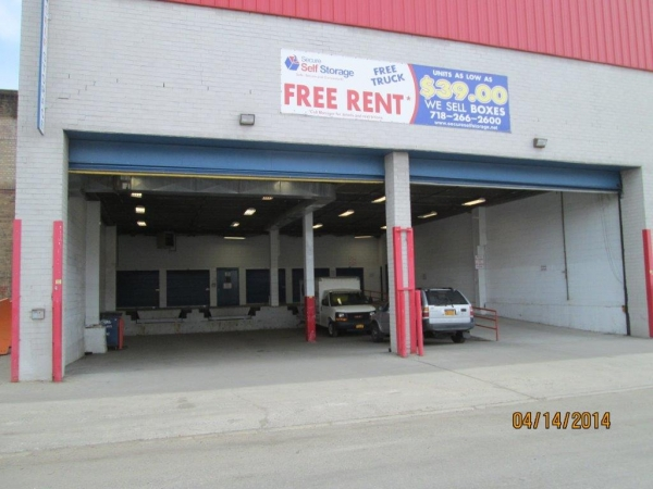 Secure Self Storage - Coney Island - 2829 W 21st St, Brooklyn NY 11224 - Indoor Unit